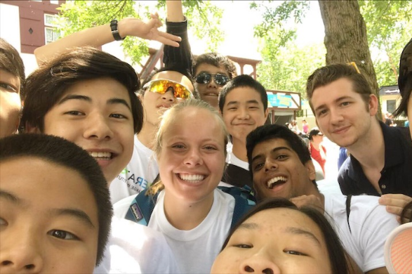短期留学で世界中に友達ができた!一緒に勉強した仲間